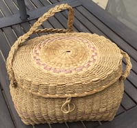 Sweet grass vintage basket London, N6K 2N1