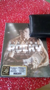 Rocky all 5 movies complete series.. Toronto, M5B 2P2