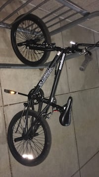 Matte black mongoose bmx bike Falls Church, 22043