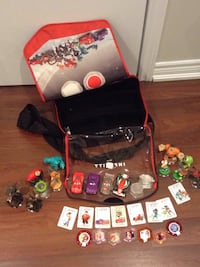 Disneys Infinity for XBox 360 caring bag included Vaughan, L4H 2G3