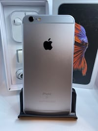 128gb Unlocked iPhone 6s Plus with Accessories