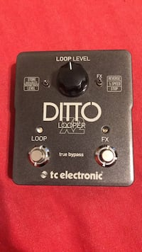 Ditto x2 Looper Pedal Chicago, 60647