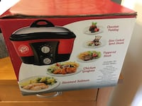 red and black slow cooker box Tring, HP23