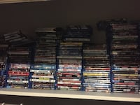 Assorted dvd movie case lot Mississauga, L4X 2J5