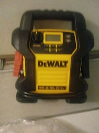 black and yellow DeWalt battery charger Gilroy, 95020