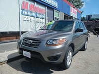 2011 HYUNDAI SANTA FE GLS *FR $499 DOWN! GUARANTEED FINANCE AWD Des Moines
