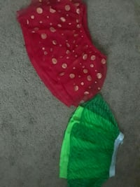 red and green polka dot textile Wichita, 67217