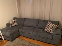 Couch- partially used- Great condition New York, 10028
