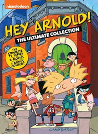 Hey Arnold Ultimate Collection Las Vegas, 89108