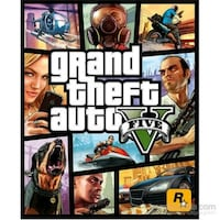 Gta 5 online (grand theft auto)