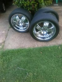 22 inch hot wheels rims & locks lugs 6 lug pattern