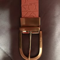 Pink leather belt Edmonton, T6R 0E8