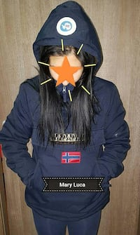 Felpa con zip-up in Norvegia