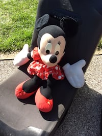 Mickey Mouse plush toy with black hat Bridgeview, 60455