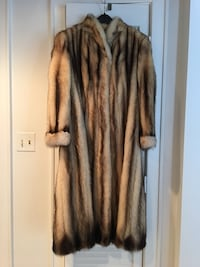 Vintage Fur Coat Fitch, size small/medium Towson, 21204