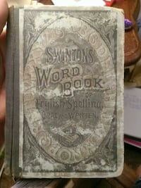 Swintons word book of English spelling