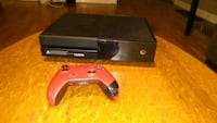 black Xbox One console with controller Nicholasville, 40356