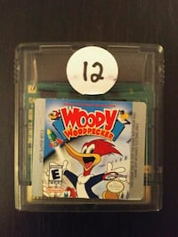 Woody Woodpecker for Nintendo Gameboy Color  Vaughan, L4L 6Z5