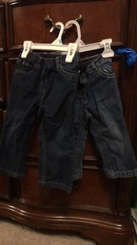 2 pcs for $5 jeans Kitchener, N2R 0A6