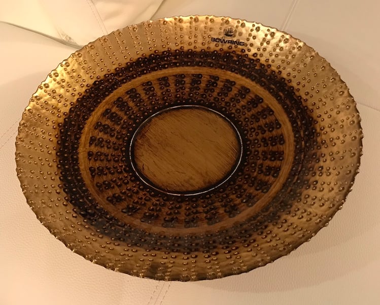 Decorative bowl / Bol Decor 463e7366-8b78-44f8-9635-3f6e248545df