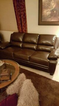 Couch and loveseat only 6 months old, beautiful set Henderson, 89074