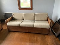 Amish Mission style couch and loveseat Winterstown, 17356