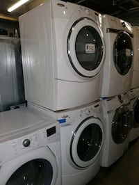 Whirlpool front load washer and dryer set  Baltimore, 21223
