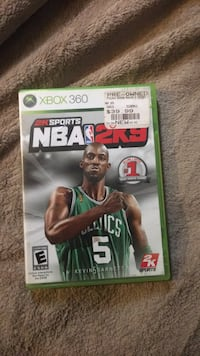 Xbox One NBA 2K14 case Rolling Meadows, 60008