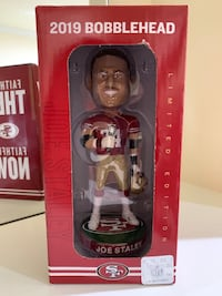 2019 **LIMITED EDITION**Joe Staley Bobblehead!!