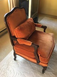 Vintage chair and stool  Coquitlam, V3K 3G3
