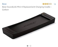 Bose soundlink mini II charging cradle Dorval, H4Y