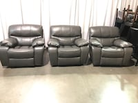 3 Rocker Recliner Chairs Gresham, 97080