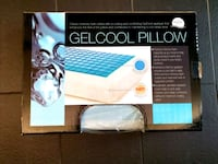 NEW IN BOX pair of Memory Foam and Gelcool Pillows Vancouver, V6B 5X5
