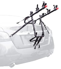 Sports Deluxe Trunk Mount 3-Bike Carrier  Toronto, M6N