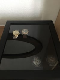 Watch box, watches sold separately San Francisco, 94134
