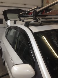 Subaru parts for sale. Thule Weather tech Ski snowboard roof rack Laval, H7T 2V8