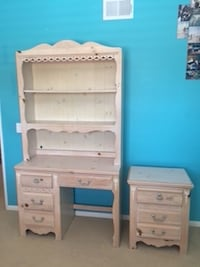 white and blue wooden cabinet San Diego, 92108