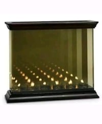 Partylite Infinite Reflections Tiered Tealight Candle Holder