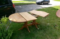 Solid Pine Table Toronto, M9C 2C9