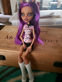 Monster high OOAK Doll Las Vegas, 89156