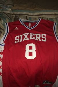 Sixers jersey