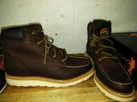 """Red Wings boots """"13"""" Portland, 97233"""