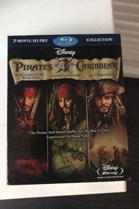 Pirates of Caribbean pack Surrey, V3T 0B5