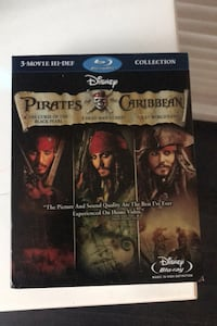 Pirates of Caribbean pack