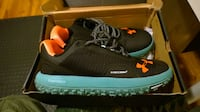Under Armour Fat Tire Men's Low Trail-Running Shoes  9.5 MONTREAL