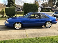 Ford - Mustang - 1990 Pitt Meadows, V3Y 1A4