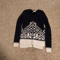 Hollister woman's xsmall sweater