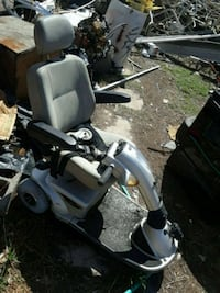 gray and black motorized wheelchair Denver, 80229