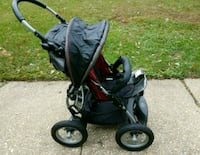 baby's black and gray jogging stroller Eatontown, 07724