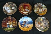 Classic Fairy Tales - Limited-Edition Plate Collection Markham